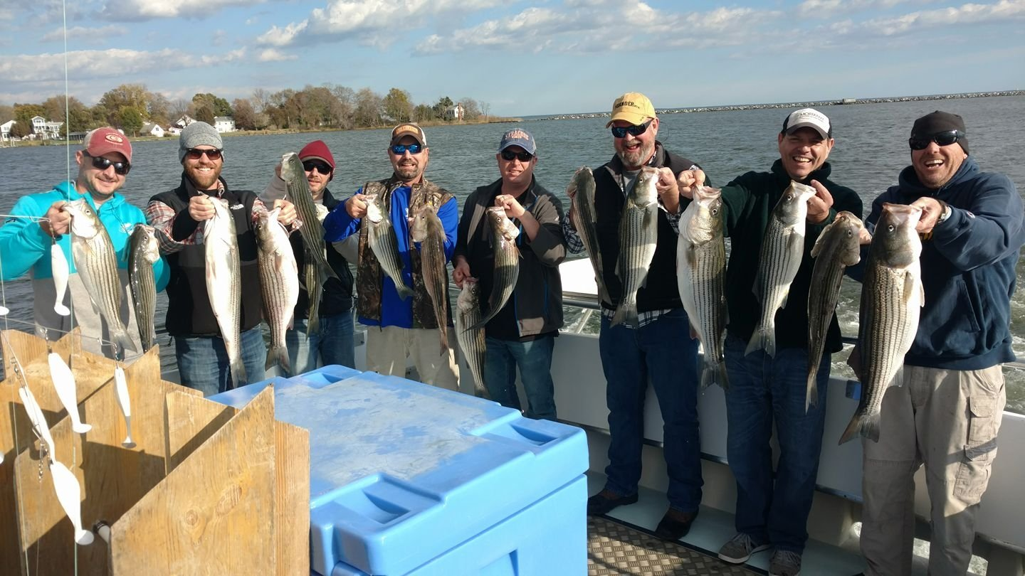 Fishing Report: November 16, 2017