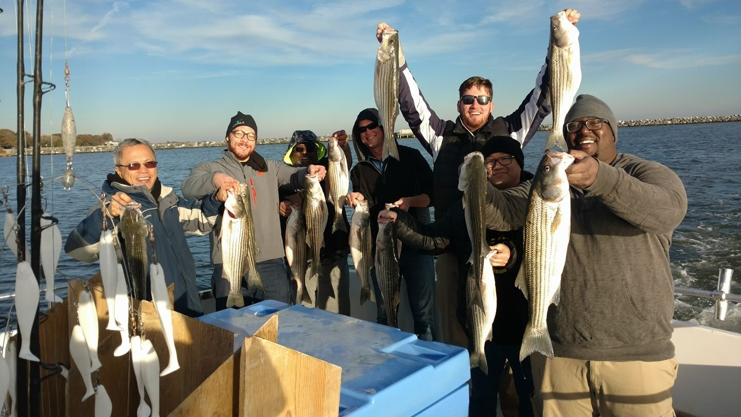 Fishing Report: November 17, 2017